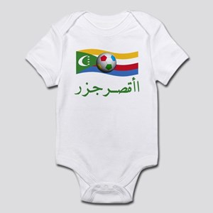TEAM COMOROS ARABIC Infant Bodysuit