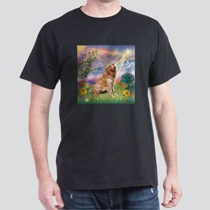 Cloud Angel / Golden T-Shirt