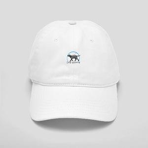 dog walking Cap