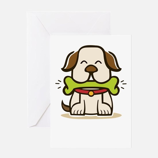 dog funny Greeting Cards