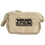 The Mana Is Strong With This One Messenger Bag