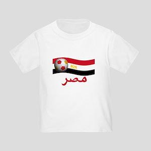 TEAM EGYPT ARABIC Toddler T-Shirt