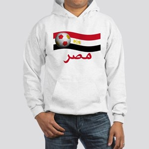 TEAM EGYPT ARABIC Hooded Sweatshirt