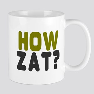 CRICKET - HOW ZAT - OUT!! Mugs