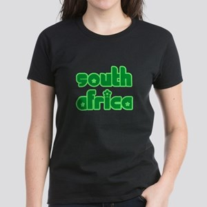 South African Girl Women's Dark T-Shirt