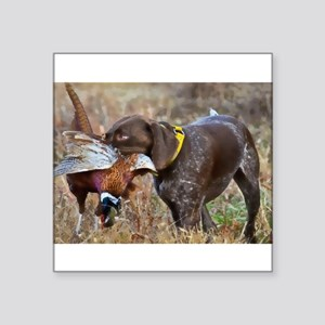 Bird Dog Sticker