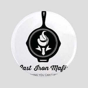 Cast Iron Mafia Basic Logo Button