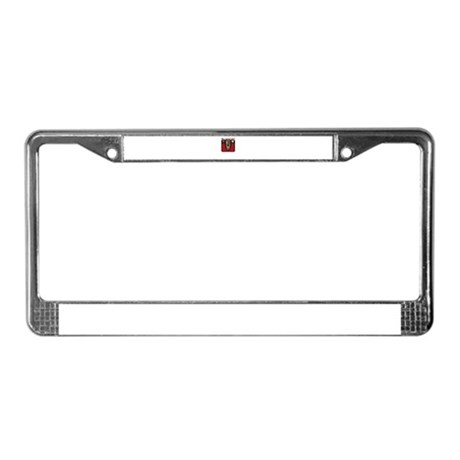 Who Rescued Who License Plate Frame By Admincp131113442