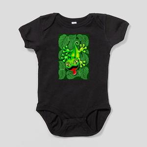 Gecko Lizard Baby Cartoon Body Suit