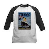 Ships Baseball T-Shirt