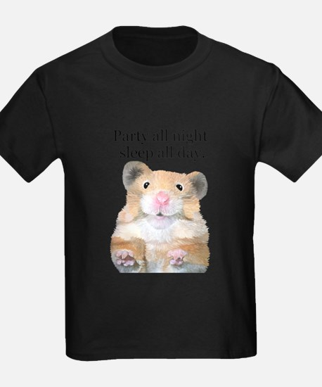 Party Hamster T-Shirt