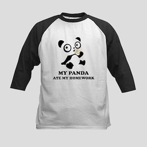 pandaHomework Baseball Jersey