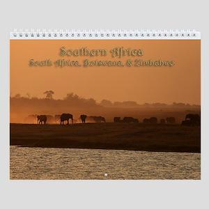 Southern Africa Wall Calendar