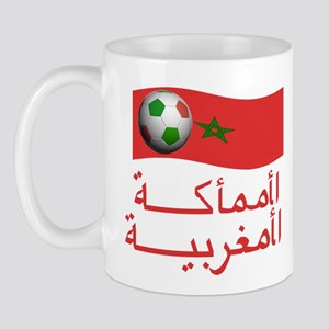 TEAM MOROCCO ARABIC Mug