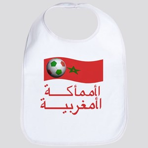 TEAM MOROCCO ARABIC Bib