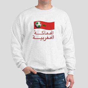 TEAM MOROCCO ARABIC Sweatshirt