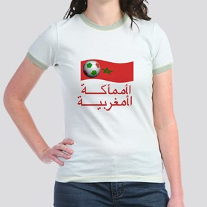 TEAM MOROCCO ARABIC Jr. Ringer T-Shirt