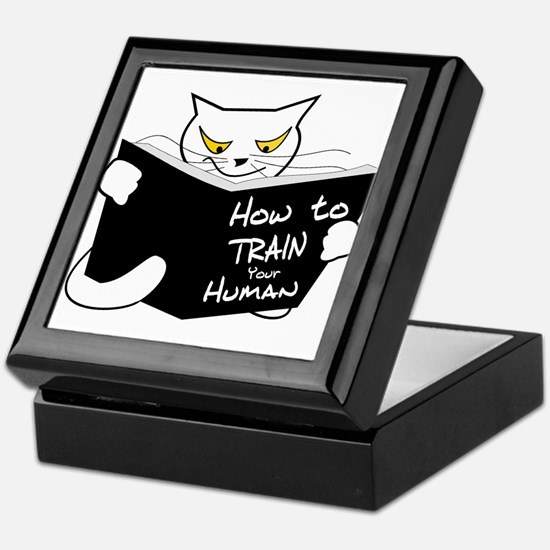 How To Train Your Human Keepsake Box