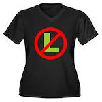 NO L Plus Size T-Shirt