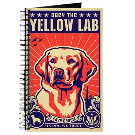 Obey the Yellow LAB! USA Journal