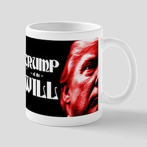 Trump of the Will Mugs