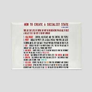 Socialist State Alinsky Magnets