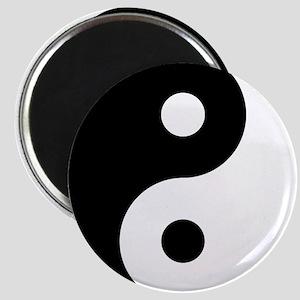 Yin Yang Symbol Magnets
