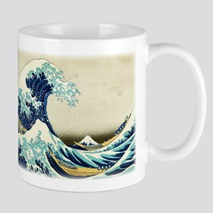 Great Wave off Kanagawa Mugs