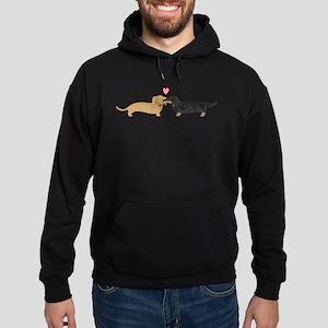 Dachshund Smooch Sweatshirt