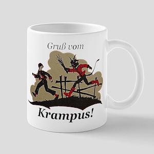 Gruss vom Krampus! Mugs