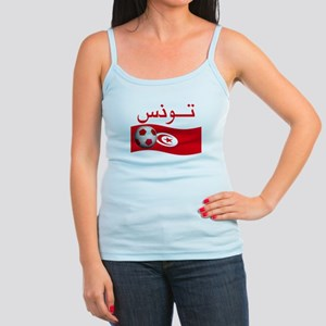 TEAM TUNISIA ARABIC Jr. Spaghetti Tank