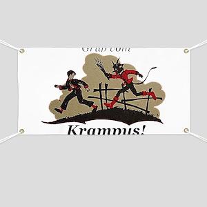 Gruss vom Krampus! Banner