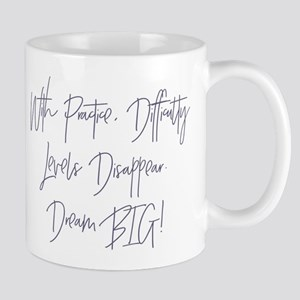 Disappearing Difficulties Mugs