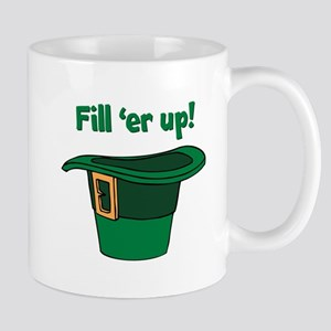 Funny St. Patricks Day Design Mugs