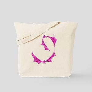 Pink Bats Tote Bag