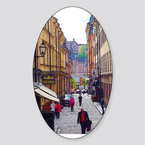 My Afternoon in Stockholm Sticker