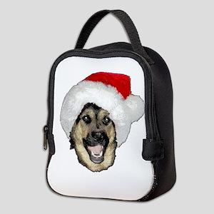 Shepherd Christmas Neoprene Lunch Bag