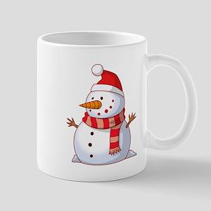 WINTER SNOWMAN Mugs