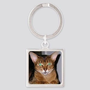 Abyssinian Keychains
