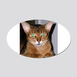 Abyssinian Wall Decal