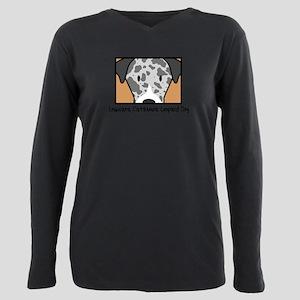 Anime Catahoula Leopard Dog T-Shirt