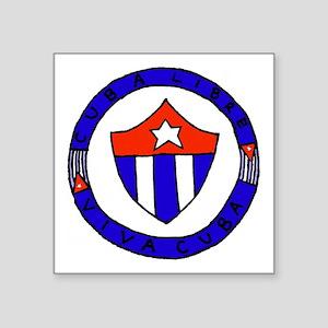 Cuba Libre Sticker