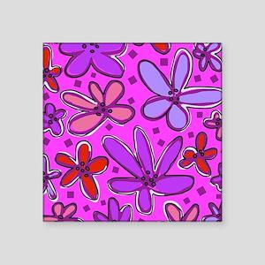 Fantasy Flowers Sticker