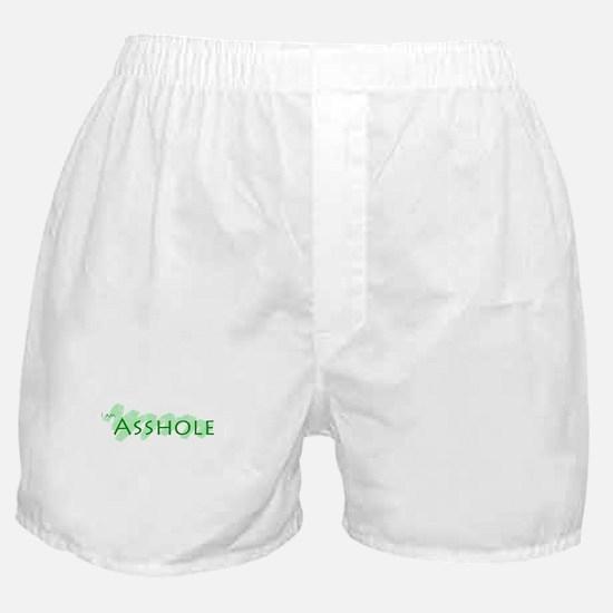 Asshole Boxer Shorts