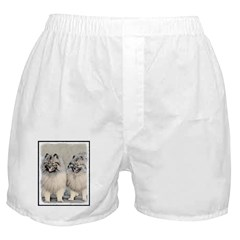 Keeshonds Boxer Shorts