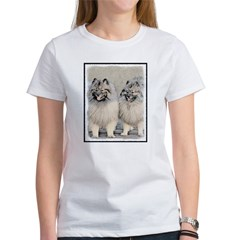 Keeshonds Women's T-Shirt