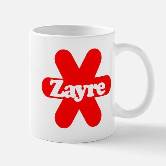 Zayre Mug