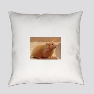 Daisy - Hamster Everyday Pillow
