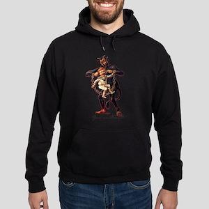 Gruss vom (Greetings From) Krampus Sweatshirt