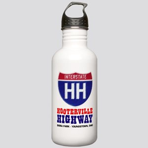 Hooterville Highway Stainless Water Bottle 1.0L